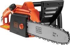 Black and Decker Cs1835 240V con cable motosierra 35cm barra 1800w