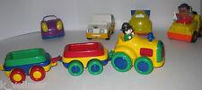 Playmobil Spielzeug Traktor/Tecker Anhänger Autos für Kinder Weihnachtsgeschenk