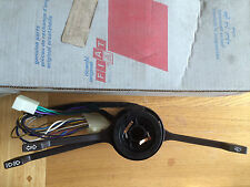 New GENUINE FIAT STRADA MK1 BROWN Steering Column Switch Stalk Indicator 4388847