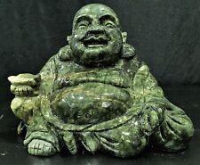 """7"""" JADE SITTING BUDDHA (LG29)"""