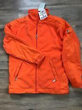 Wellensteyn  Herren Jet Jacket in S  Spanisch Orange Einzelstück