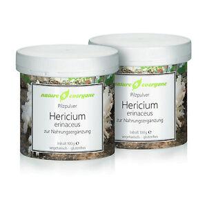 200g Hericium erinaceus Pilzpulver von nature4everyone