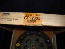 CD2003 Hastings Re-Manufactured Clutch Disc-fits 1986-1990  Daytona 2.2 T & no T