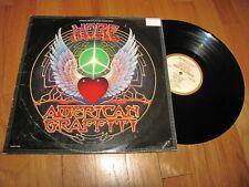 MORE AMERICAN GRAFFITI ORIGINAL MOTION PICTURE SOUNDTRACK - MCA DOUBLE PROMO LP