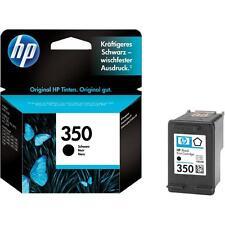 Cartuccia HP 350 Nero Originale CB335EE Deskjet Officejet Photosmart Inchiostro