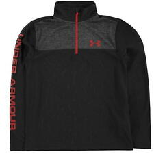 Under Armour Prototype Quarter Zip Top Junior Boys SIZE 11-12 Years REF C1100-