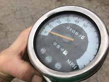 OEM speedometer from 2007 Q-Link LEGACY 250 motorcycle 1067 miles