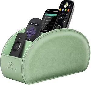 (5 Compartments) TV Remote Control Holder Caddy Desktop Makeup Brush Organizer