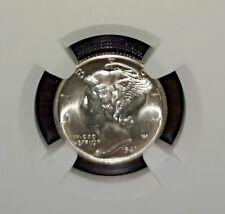 1941-D NGC MS65FB Mercury Dime    ***SALE $10 OFF $50***  #W840-41893-91900-19LO