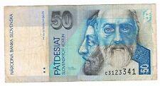 50 KORUN SLOVAKIA 1993