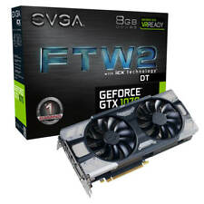 EVGA GeForce GTX 1070 FTW2 DT GAMING, 8GB GDDR5, iCX, 08G-P4-6674-KR