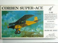Williams Bros Corben Super Ace DIY aircraft kit 48-3191 sealed 1:48 NIB
