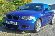 2010 BMW 123D M Sport Coupe 2.0 Twin Turbo 1 Series 6 BMW Services 1 Owner