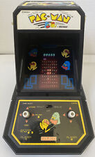 Pac Man Vintage Coleco Midway Table Top Mini Arcade 1981