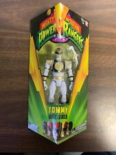 "2016 Bandai Mighty Morphin Power Rangers 5"" Legacy Tommy White Ranger"