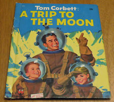 Vtg Book Tom Corbett:  A Trip to the Moon Marcia Martin