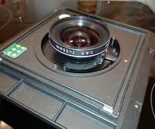 sinaron digital 55mm Objektiv Fachkamera 4x5 Rodenstock selektiert