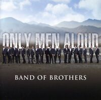 Only Men Aloud - Band of Brothers [New CD]
