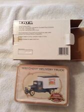 Ertl 1930 Chevy Delivery Truck Campbells mint in tin box Vintage 1994