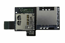 Genuine HTC Sensation, Sensation XE Sim & Memory Card Flex - 83H00432-01
