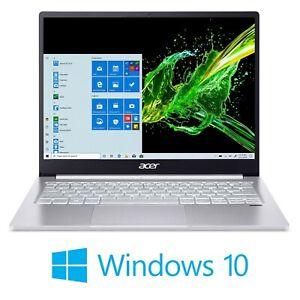 "New Acer Swift 3 13.5"" 4K UHD PC Laptop Intel Core i5 1035G4 8Gb RAM 256GB SSD"