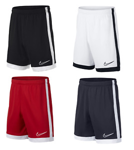 Nike Boys Shorts Junior Kids Dry Academy Sports Football Gym Training Age 5-16