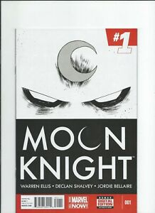 Marvel Comics Moon Knight NM-/M 2014