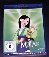 Mulan Disney Classics 35 Walt Disney Film blu ray Expédition Rapide Neuf & Ovp