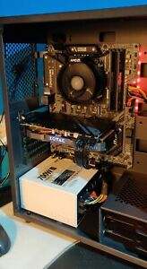 AMD Ryzen 5 3600X, MSI B450 TOMAHAWK MAX, GSkill Aegis 16GB DDR4 3000MHz Bundle