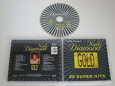 NEIL DIAMOND/GOLD (MCA 79 691 2) CD ALBUM