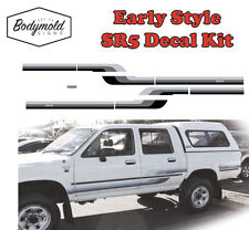 Toyota Hilux SR5 earlier style decal kit