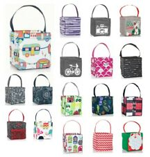 BN Thirty one Littles carry-all Caddy utility tote bag 31 gift Happy camper more