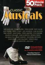 Classic Musicals 50 Movie Pack Collection (Fred Astaire) Region 4 New 12 x DVD