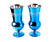 Excalibur Casino Metallic Cups Double Pack Souvenir