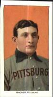1909-11 T206 Reprint Baseball Card #499 Honus Wagner
