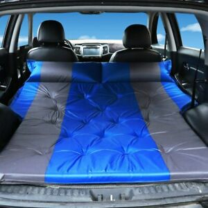 Car Automatic Inflatable Bed Car Mattress SUV Travel Bed Floatation Sleeping Mat