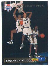 1992-93 Upper Deck Basketball #1b Shaquille O`Neal Rookie Card