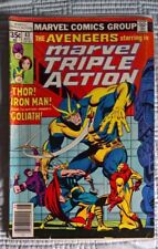 Marvel Triple Action # 43 (1978)  VG 5.0 John Buscema