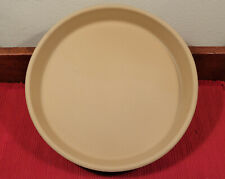 Pampered Chef Family Heritage Deep Dish Baker Round Stoneware 11 Inch