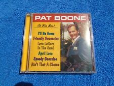 PAT BOONE AT HIS BEST