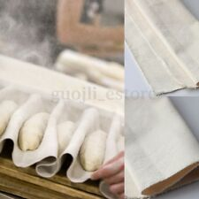 Proofing Linen Flax Cloth Bakers Couche Pans Proving Bread Baguette Kitchen Tool