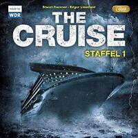 THE CRUISE - STAFFEL 1  (FOLGEN 01-04)   CD-ROM NEU