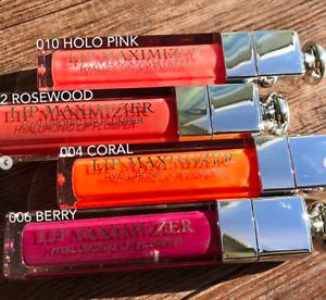 Authentic Dior Maximizer Plumping Liquid Lipstick New In box Pick 1 Shade