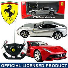 Licensed 1:14 Ferrari F12 Electric RC Radio Remote Control Sport Car Kid Boy Toy
