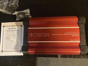 orion hcca amplifier