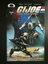 Gi Joe 2003 #21 Michael Turner Renegar Variant Image Comic Book