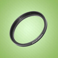 42mm to 43mm 42-43 42-43mm 42mm-43mm Stepping Step Up Lens Filter Ring Adapter