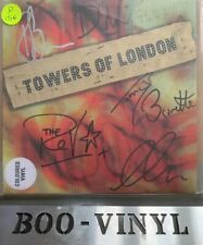"""TOWERS OF LONDON  COLOURED VINYL 7"""" Nr Mint"""