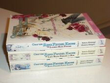 Only The Ring Finger Knows Volumes 1-3 Manga