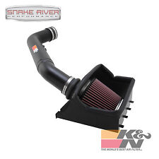 K&N PERFORMANCE COLD AIR INTAKE SYSTEM FOR 11-16 FORD F250 F350 6.2L SUPER DUTY